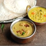 Nadan Chicken Pal Curry (Authentic Kerala Style Chicken Curry with Coconut Milk)