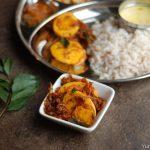 Muttai Varuval / Egg Masala Fry