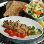 Garlic Butter Baked Fish