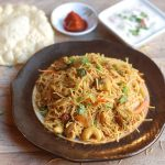 Semiya Chicken (boneless) Biriyani / Vermicelli Chicken Biriyani