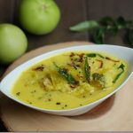 Pacha Thakkali Curry / Green Tomato Curry