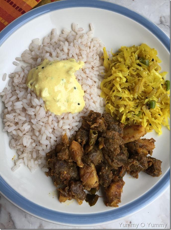 Beef Koorkka Ularthu