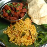 Tamarind Rice / Pulihora