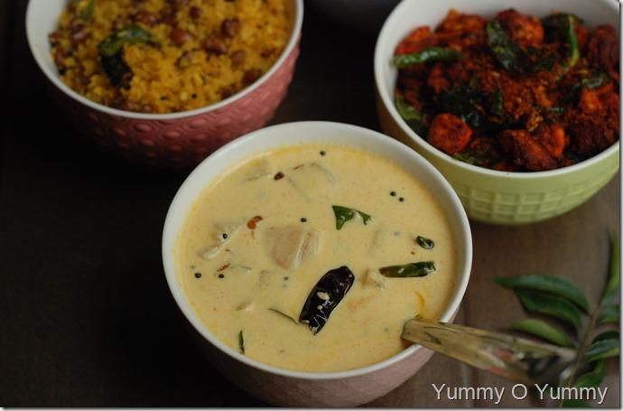 Vellarikka Moru Curry