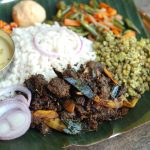 Thattukada Style Beef Ularthiyathu With Video