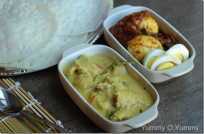 Malabar Style Chicken Kurma