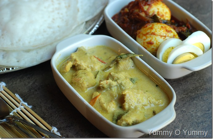 Malabar Chicken Kurma