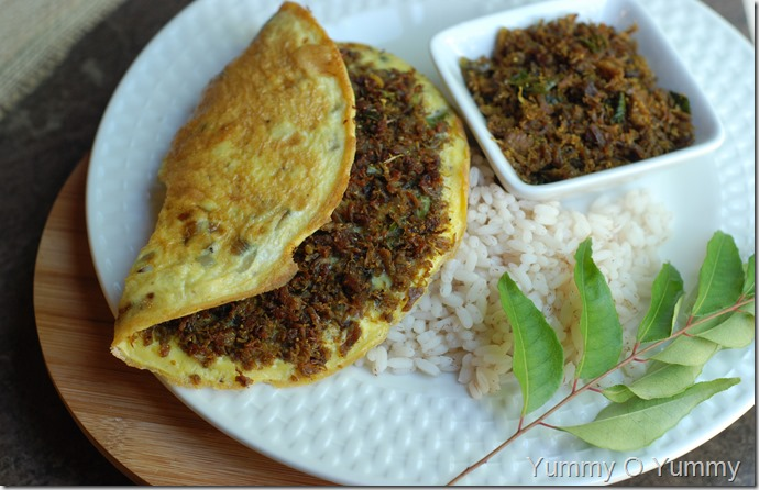 Beef Omelet