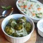 Palak Chicken / Palak Murgh
