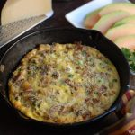 Frittata (Italian Sausage and Potato Frittata)
