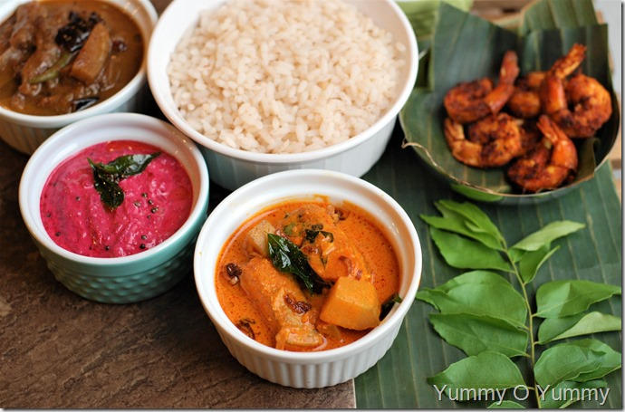 Trissur Style Fish Mango Curry