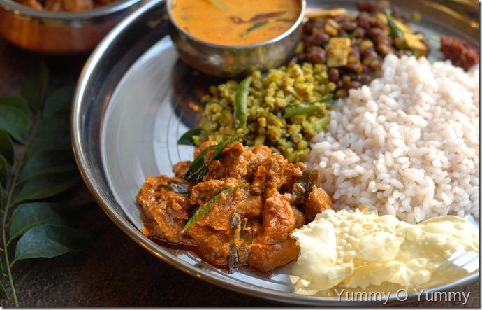 Beef Kaya Varutharachathu