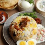 Manjali Special Chicken Biriyani – The best Kerala Style Chicken Biriyani ever With Video