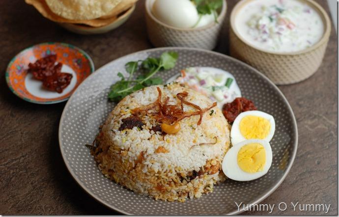 Manjali Chicken Biriyani