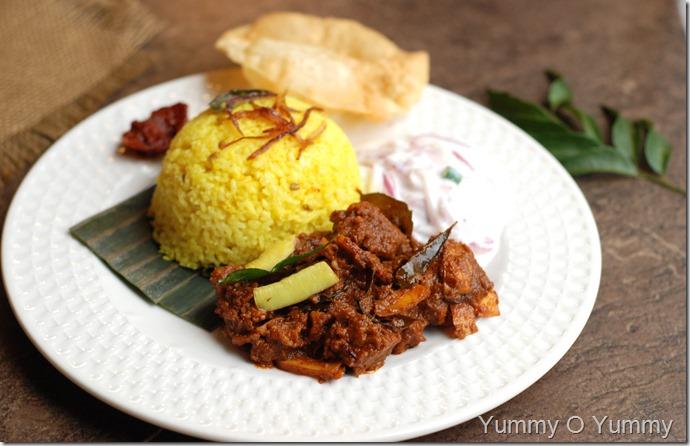 Beef Masala