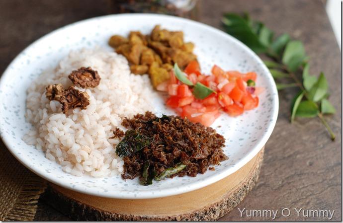 Beef Idichathu