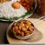 Kovakka Chemmeen Ularthiyathu / Ivy gourd and Prawn Stirfry