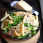 Chicken Sausage and Broccoli Pasta With Video