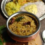 Trissur Style Koottu Curry (With Chana Dal)
