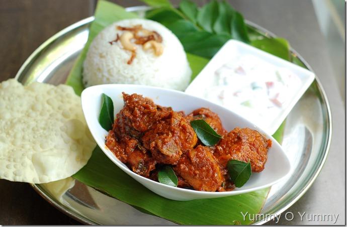 Malabar Chicken Roast