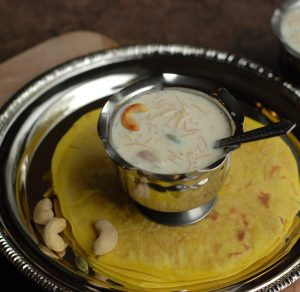 Semiya Payasam with Condensed MIlk