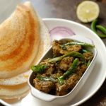 Andhra Style Green Chilly Chicken