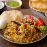 Malabar Style Chicken Dum Biriyani / Kacchi Biriyani With Video