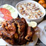 Kozhi Nirachathu / Malabar Special Stuffed Chicken