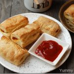 Paneer Puffs and a Giveaway