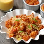Gobi Manchurian Fried Rice