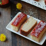 Indian Bakery Style Honey Cake