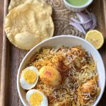 Hyderabadi Egg Biriyani