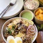 Hyderabadi Mutton Biriyani – Pakki Style
